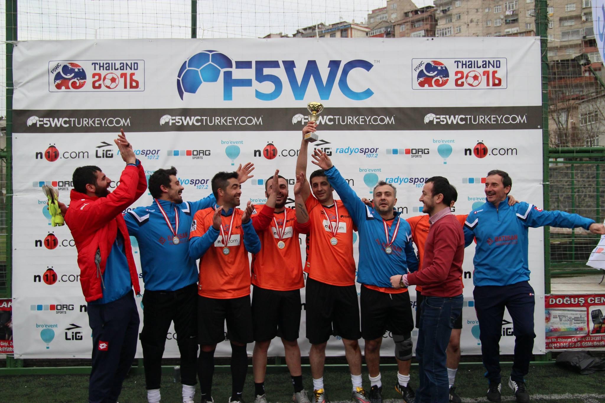 F5WC Türkiye elemeleri şampiyonu belli oldu