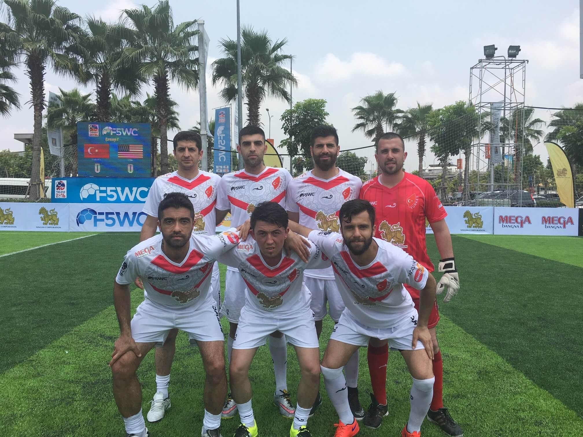 Thailand 2016 Dünya finalleri sona erdi