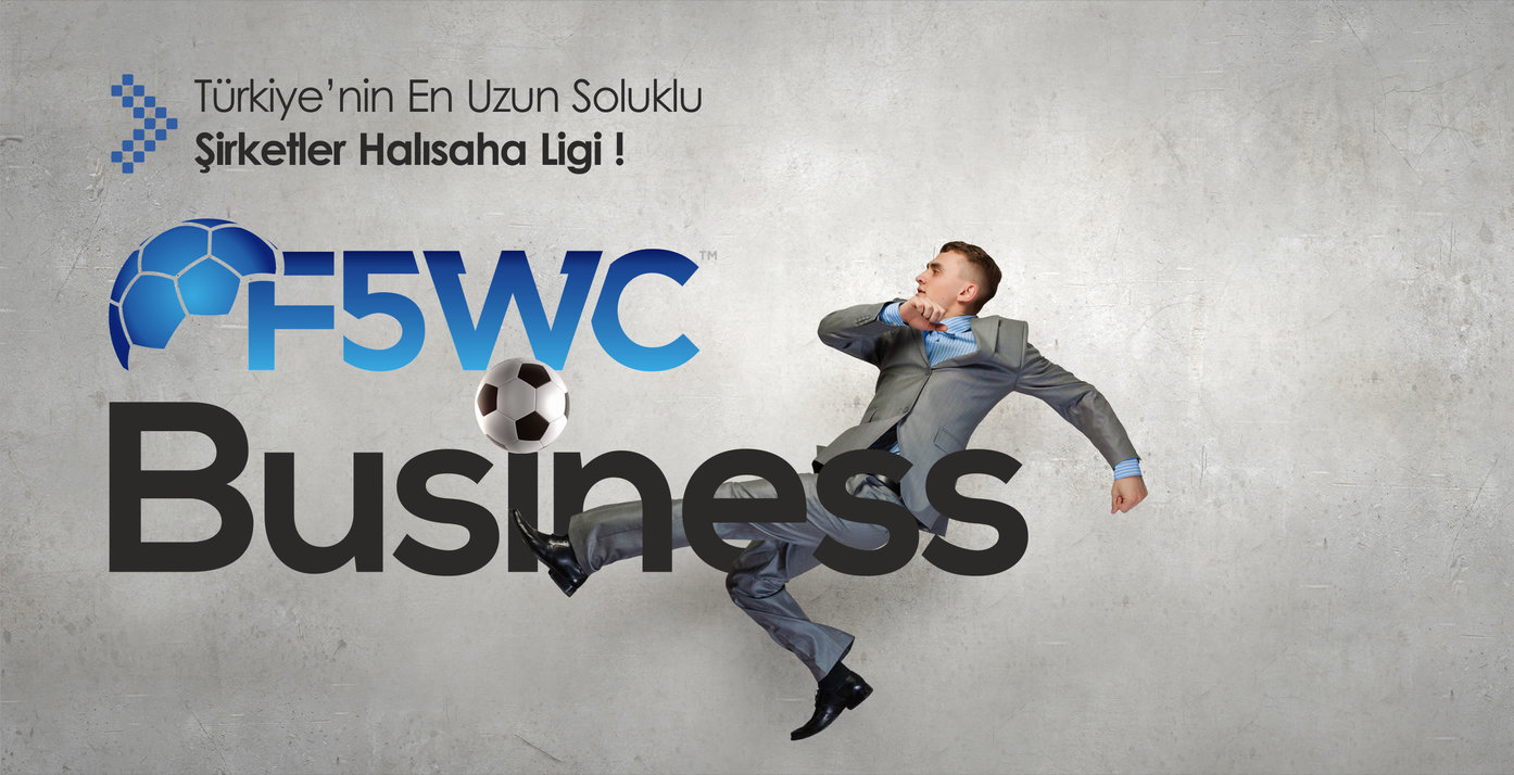 F5WC Türkiye'de Yeni Kategori : F5WC Business