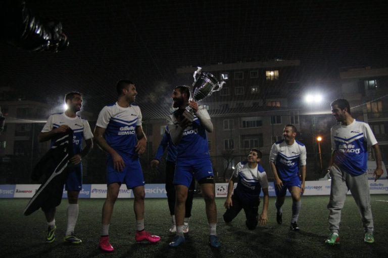 F5WC Türkiye finallerinde kupa sahibini buldu